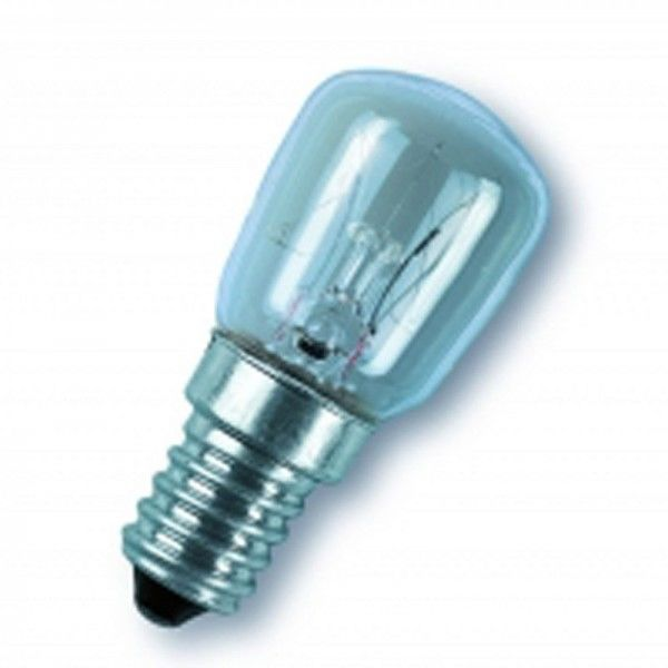 Radium Birnenlampe 25W E14 230V klar