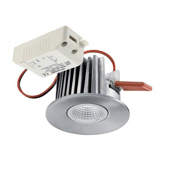 Sylvania LED Instar Eco Kit 10W/827 36° 450lm warmweiß dimmbar Alu