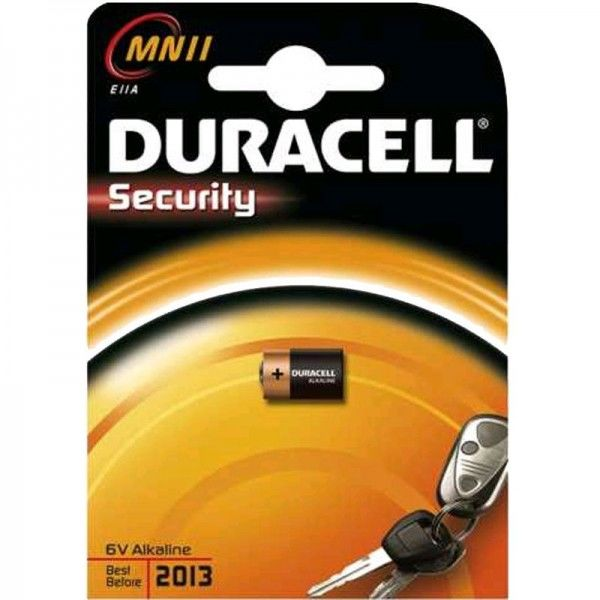 Duracell Batterie Security MN11 1er Blister