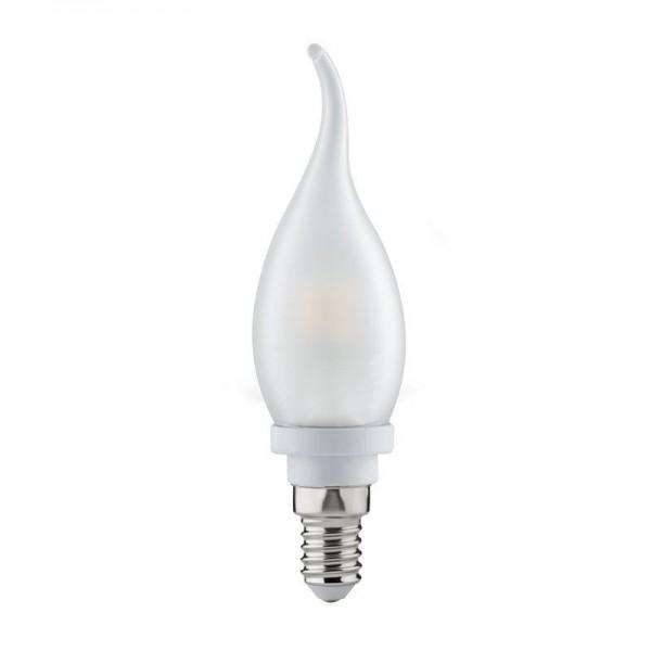 Paulmann LED Kerze Cosylight 2.5W E14 230V Satin