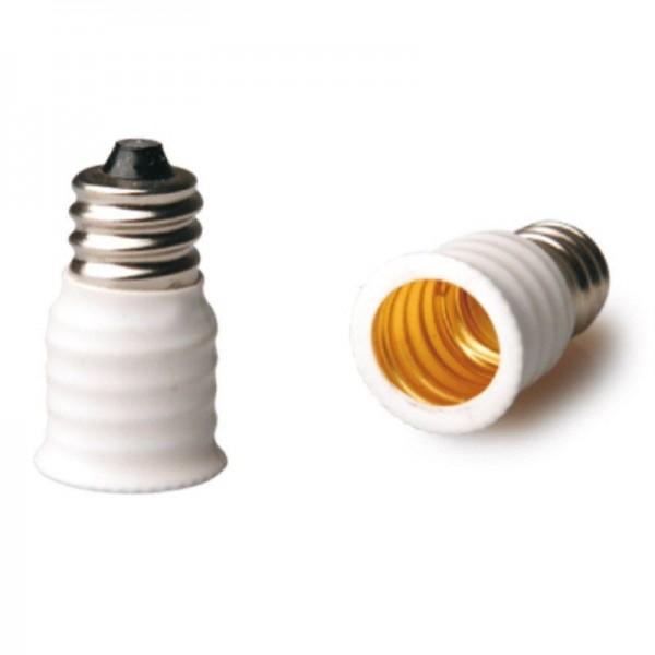 I-Light Adapter von E12 zu E14