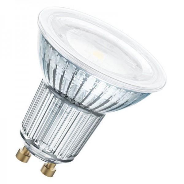 Osram LED Parathom DIM PAR16 8-80W/840 575lm GU10 120° kaltweiß dimmbar