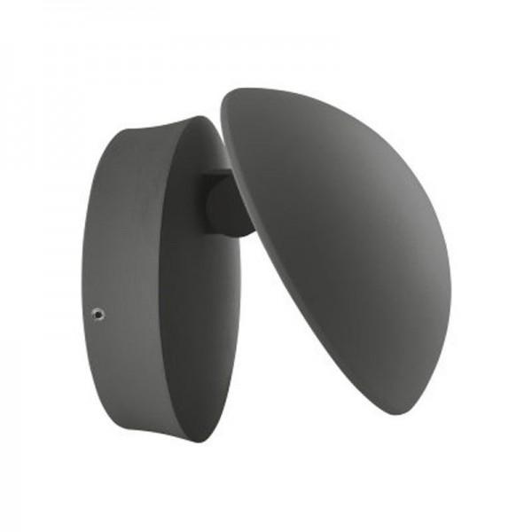 Ledvance Outdoor Facade Indirect Round 13W/3000K Grey IP54 480lm neutralweiß nicht dimmbar