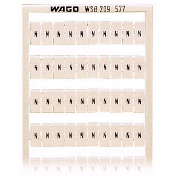 Wago WSB-Schnellbeschriftungssystem 209-577 (1 Stück)