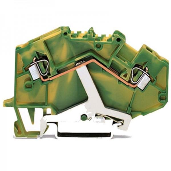 Wago 2-Leiter-Schutzleiterklemme 780-607 (1 Stück)