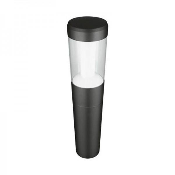 Ledvance Outdoor Bollard 500 Lantern 12W/3000K Grey IP54 610lm neutralweiß nicht dimmbar