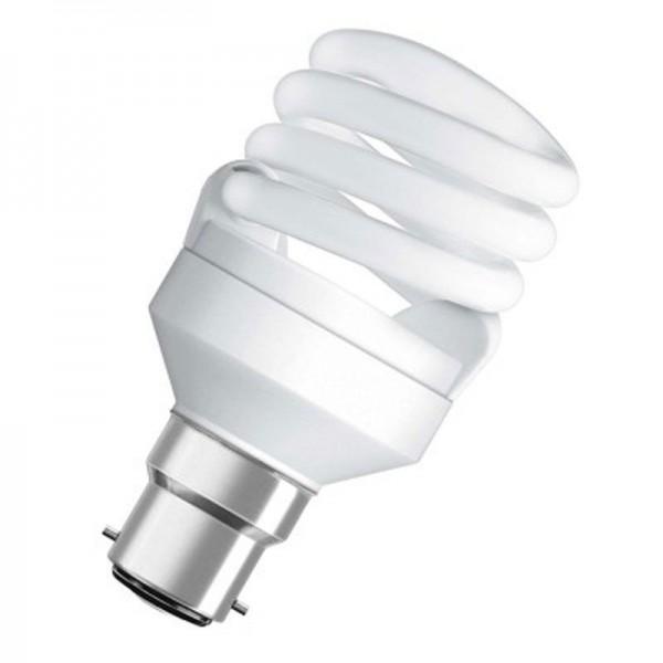 SONDERPOSTEN - Osram Dulux Pro Micro Twist 17W/825 B22d Warm Comfort Light