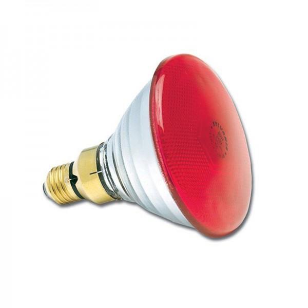 Sylvania Reflektor PAR38 80W 230V E27 30° Flood Rot