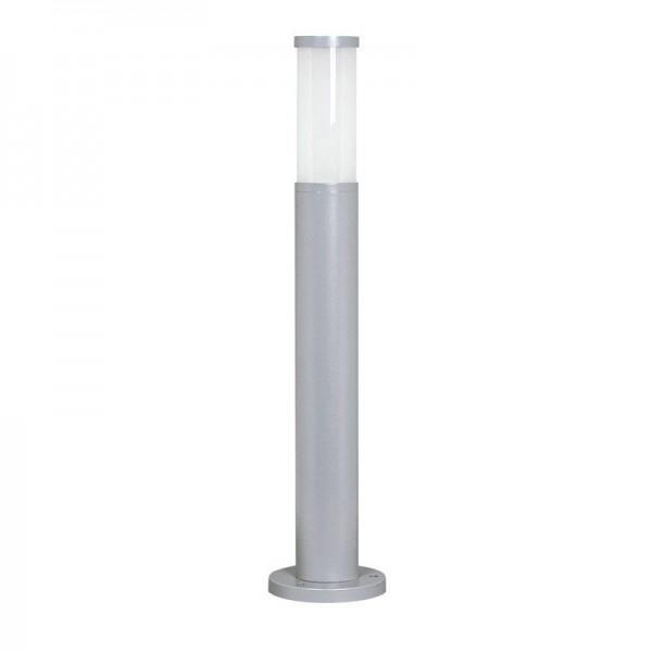 SONDERPOSTEN - I-Light Außenlampe IP 44 60cm Säule Silber