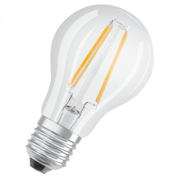 Osram Classic 64542 A LED Parathom Pro CL A Filament 5-40W/927 E27 470lm klar 300° extra warmweiß dimmbar