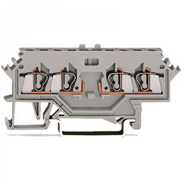 Wago 4-Leiter-Basisklemme 280-606 (1 Stück)