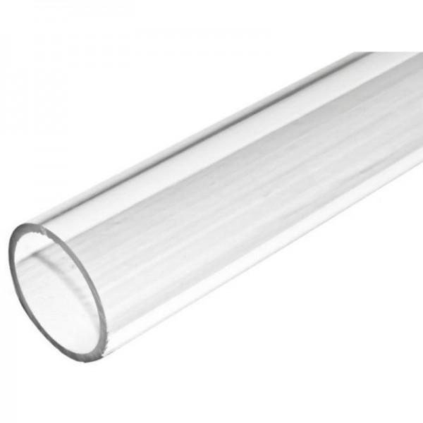 Bäro LSL-Schutzhülle für T8-Röhren 1000mm transparent - mit Endkappen (3441)