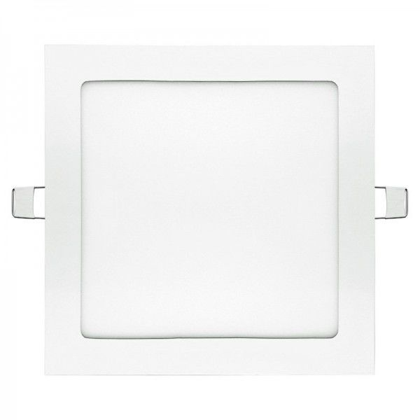 Modee LED Einbauleuchte quadratisch 18W/727 warmweiß