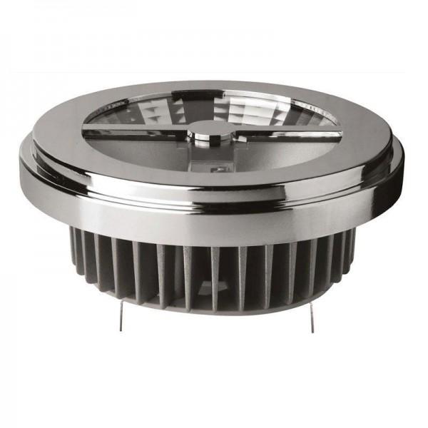 Megaman LED AR111 Professional Kaltweiß 24° 10W/840 GU53 dimm stufenlos mit LED-Treiber MM41464