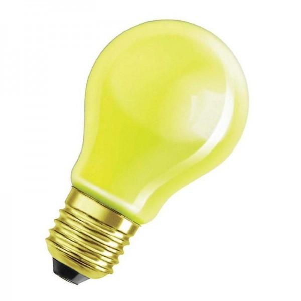 Osram Decor Color A yellow 11W 240V E27 gelb
