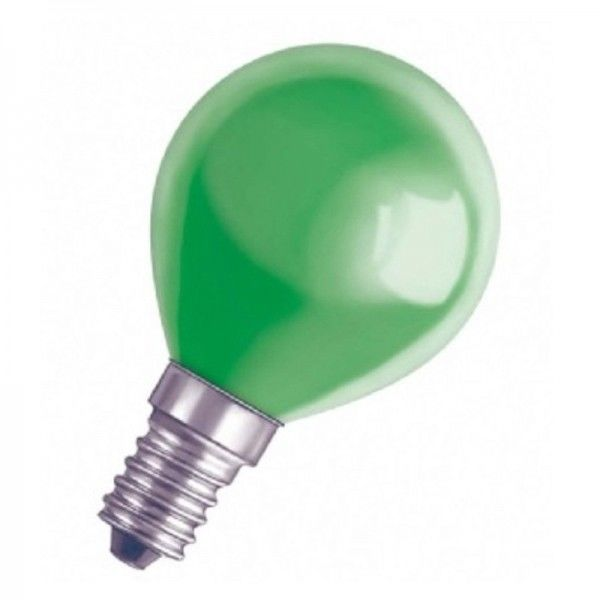 Osram Decor Color P green 11W 240V E14 grün