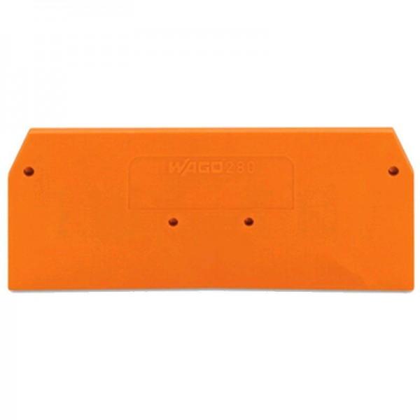 Wago Abschluss- und Zwischenplatte 280-326 (1 Stück)
