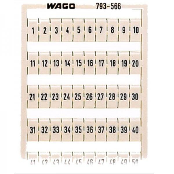 Wago WMB-Multibeschriftungssystem (1 Stück)