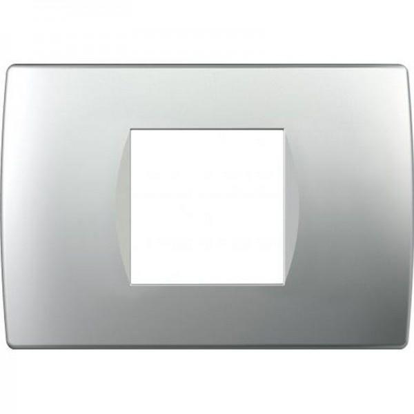SONDERPOSTEN - TEM RAHMEN SOFT 2/3M OS23ES Elox-Silber