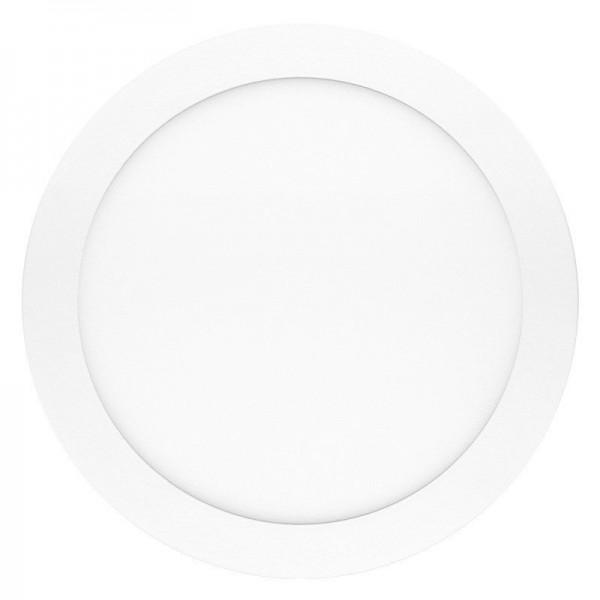 Modee LED Einbauleuchte rund 18W/727 warmweiß (Aufputzmontage)