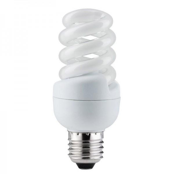 Paulmann Energiesparlampe Spirale 11W E27 Warmweiß