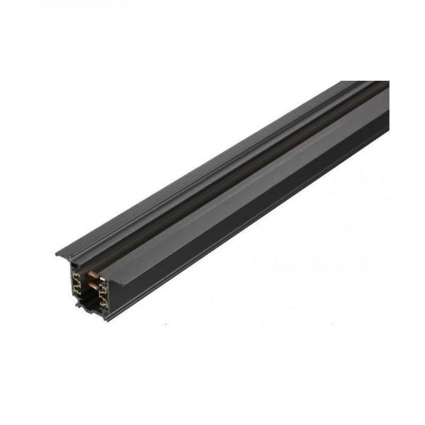 Nordic Global Trac 3-Phasen Stromschiene Einbau 2m schwarz