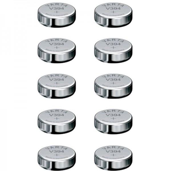 Varta Batterie High Drain V394 56mAh 10er-Pack