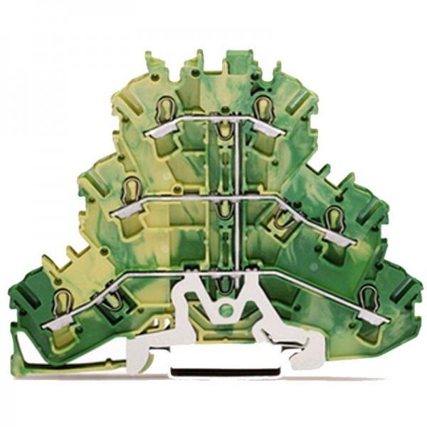 Wago Dreistockklemme 2002-3207 (1 Stück)