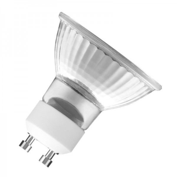 Modee Halogen PAR16 42W/827 220-240V GU10 klar echt warmweiß dimmbar Reflektorlampe ersetzt 56W