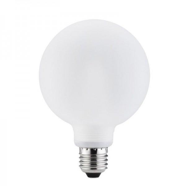 Paulmann Energiesparlampe Globe 100 E27 10W Satin Warmweiß
