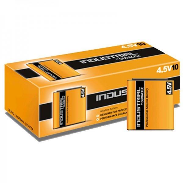 Duracell Batterie Industrial 4,5V (10 Stück)