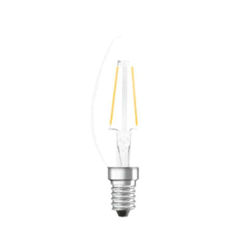 E27 827 300° DIM matt 25W Osram LED Birnenlampe Parathom Retrofit 3,3W