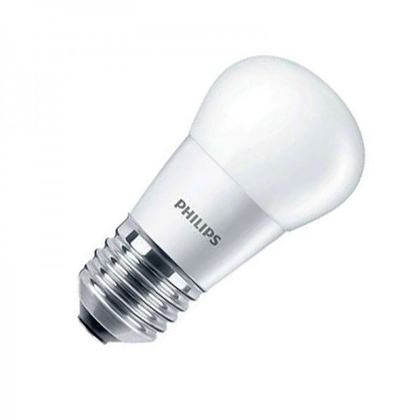 Philips CorePro LEDluster 4-25W E27 827 warmweiß nicht dimmbar P48 matt