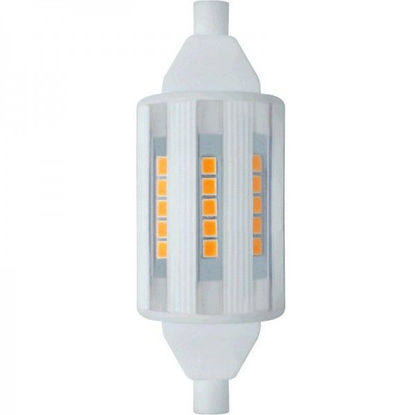 SONDERPOSTEN - GreenLED LED Lampe R7s-78mm 9W 800lm 2700K