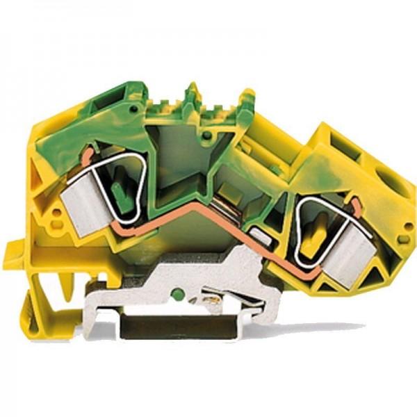 Wago 2-Leiter-Schutzleiterklemme 783-607 (1 Stück)