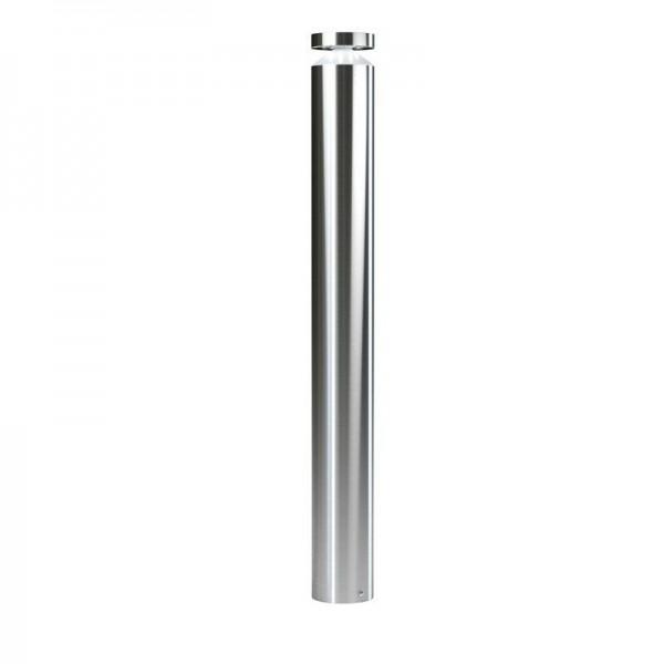 Osram LED Bodenleuchte Endura Style Zylinder 80cm 6W/830 360lm warmweiß nicht dimmbar steel IP44