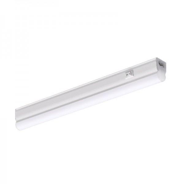 Sylvania 0051041 LED Pipe HO 300mm 5W/830 matt WT T5 (SLS) 507lm warmweiß nicht dimmbar