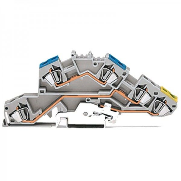 SONDERPOSTEN - Wago Installationsetagenklemme 777-646 (1 Stück)