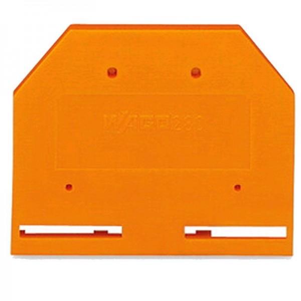 Wago Abschluss- und Zwischenplatte 280-302 (1 Stück)