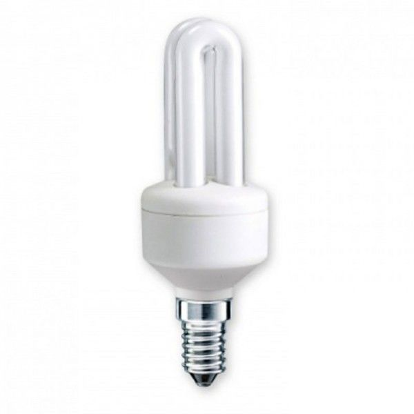 SONDERPOSTEN - Narva KLE-2U 07W/827 Warmwhite Comfort E14 COLOURLUX plus