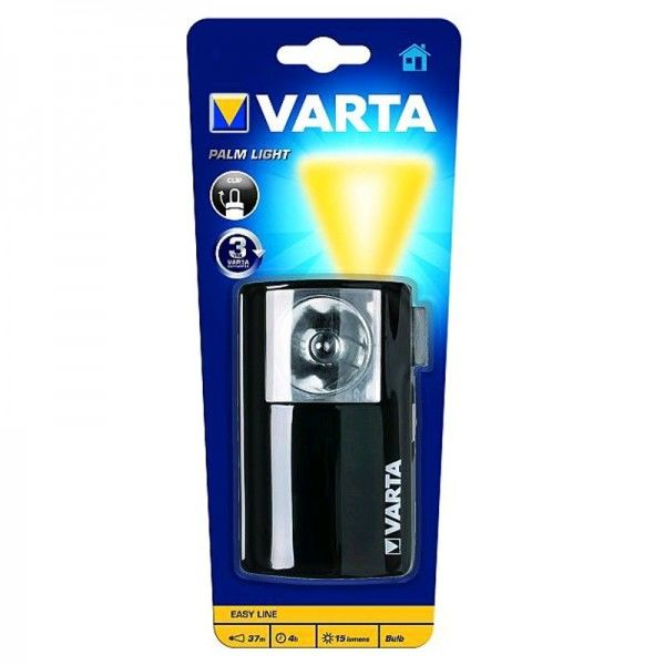 Varta Flachleuchte Palm Light 3R12 Easy Line 1er Blister