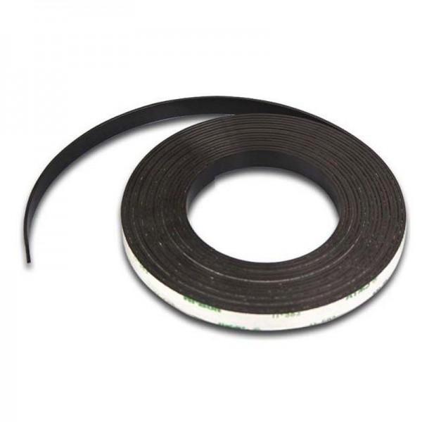 Hera Magnetband für Montageprofil 5m Rolle 10 x 1,5mm 61500030501