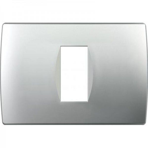 SONDERPOSTEN - TEM RAHMEN SOFT 1/3M OS13ES Elox-Silber