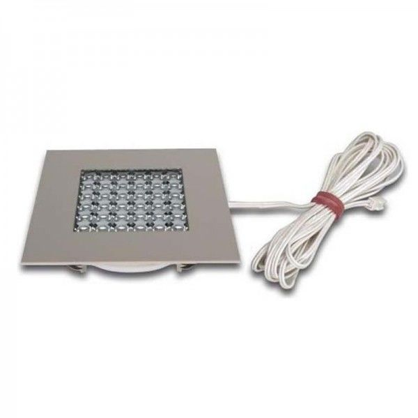 Hera Q 68-LED 2,5W warmweiß edelstahloptik 61001262208