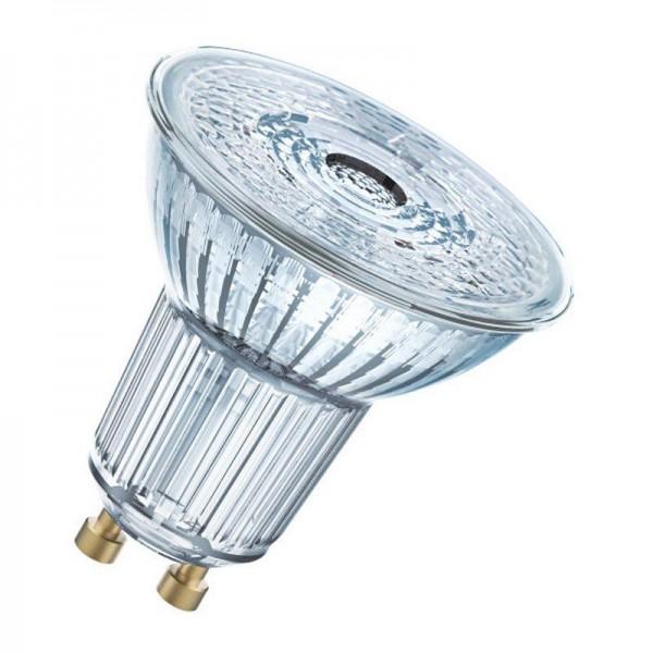 Osram LED Parathom DIM PAR16 8-80W/840 575lm GU10 60° kaltweiß dimmbar