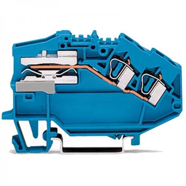Wago 2-Leiter-N-Trennklemme 781-643 (1 Stück)