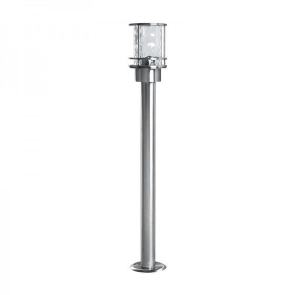 Osram Bodenleuchte Endura Classic Post 80cm max 60W nicht dimmbar steel IP44