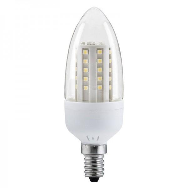 SONDERPOSTEN - Paulmann LED Kerzenlampe 3W E14 Warmweiß