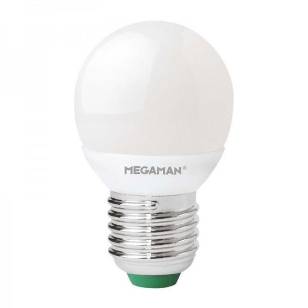 Megaman LED Classic Economy 3,5W Warmweiß 250lm-E27/828 opal MM21040