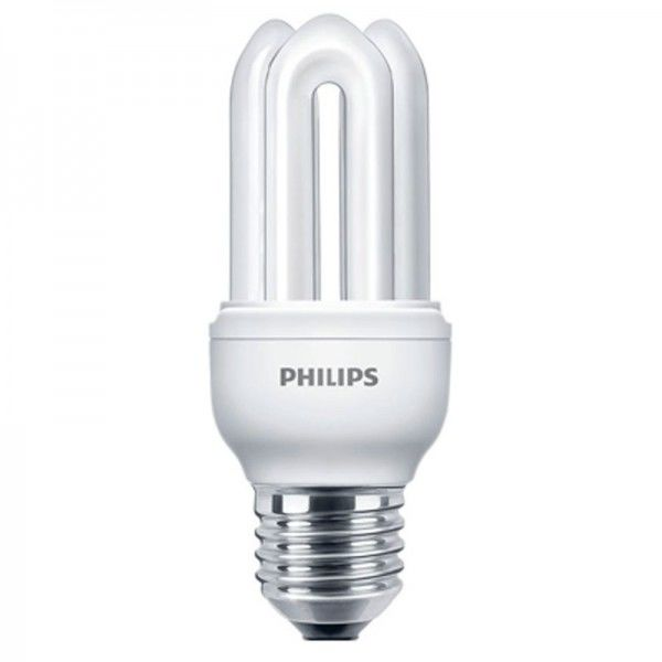 Philips GENIE 14W/827 WW E27 220-240V warmweiß